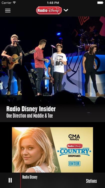 Radio Disney: Watch & Listen