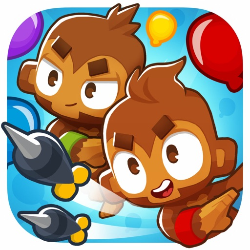 Bloons TD 5 App for iPhone - Free Download Bloons TD 5 for iPhone at