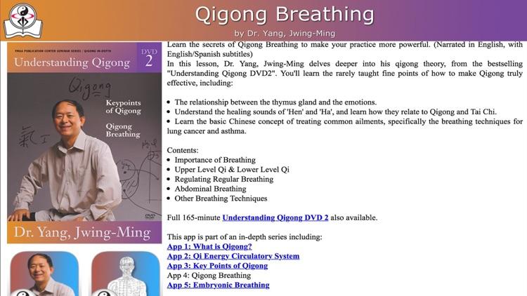 Qigong Breathing Video Lesson screenshot-3