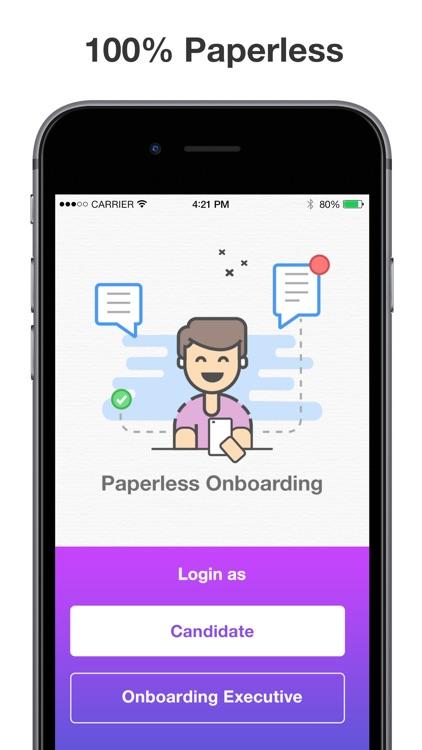 POP - Paperless Onboarding