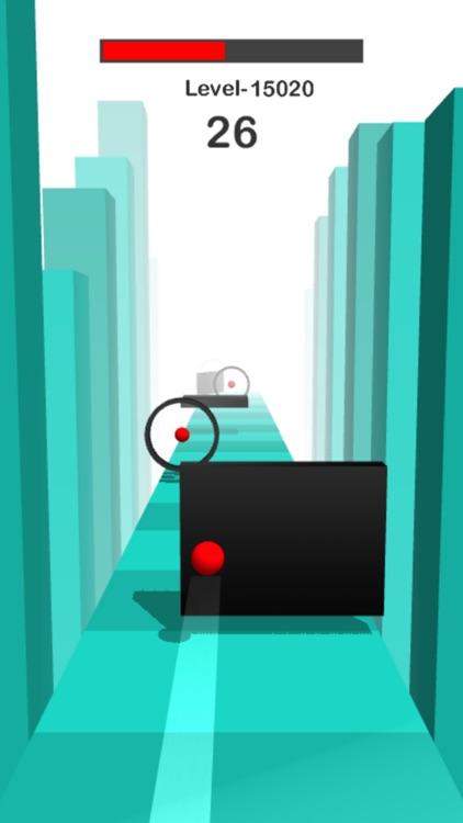 Amaze Ball 3d - Fly and Dodge screenshot-4