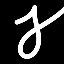 Ícone do app Just a Line - Draw in AR