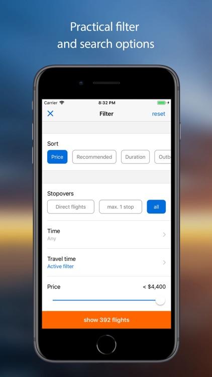 idealo flights: cheap tickets screenshot-4