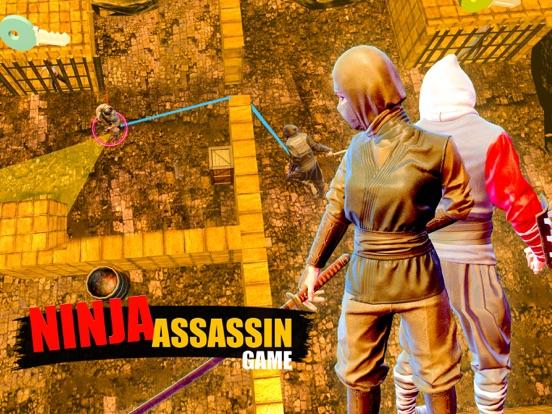 Ninja Assassin Knife Killer screenshot 8