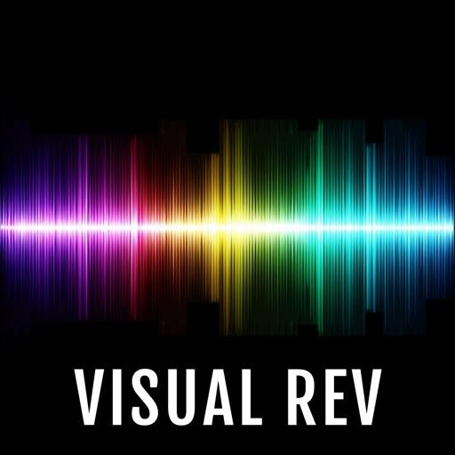 Visual Reverb AUv3 Plugin icon