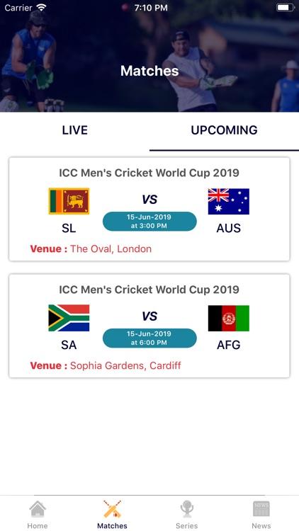 Cricket Fast Updates screenshot-4