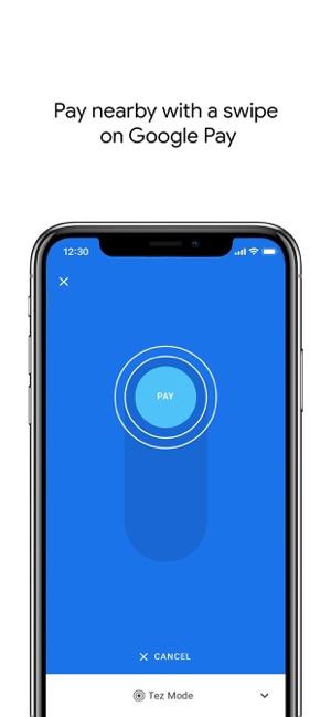 Google Pay for India (Tez) on the App Store