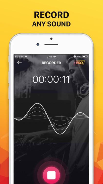 Ringtones for iPhone (Song) screenshot-5
