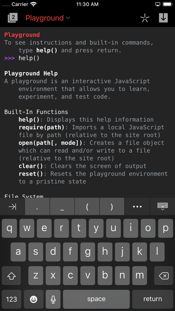 Code Editor by Panic