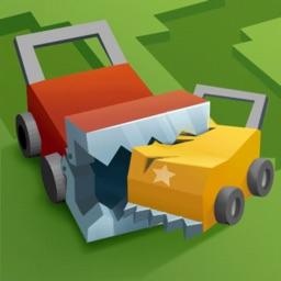 Grass cut.io - last lawn mower