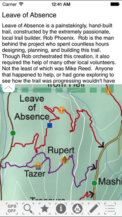 TrailMapps: Squamishのおすすめ画像4