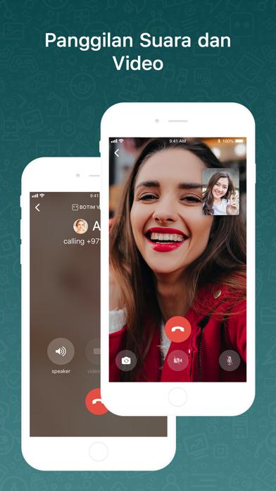 Screenshot for BOTIM - panggilan video in Malaysia App Store
