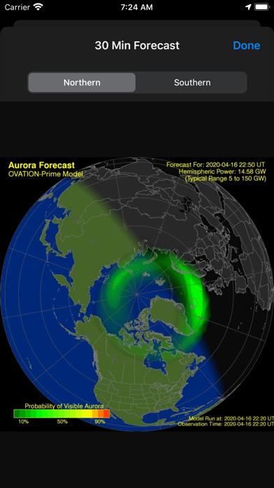 Aurora Forecast.のおすすめ画像6