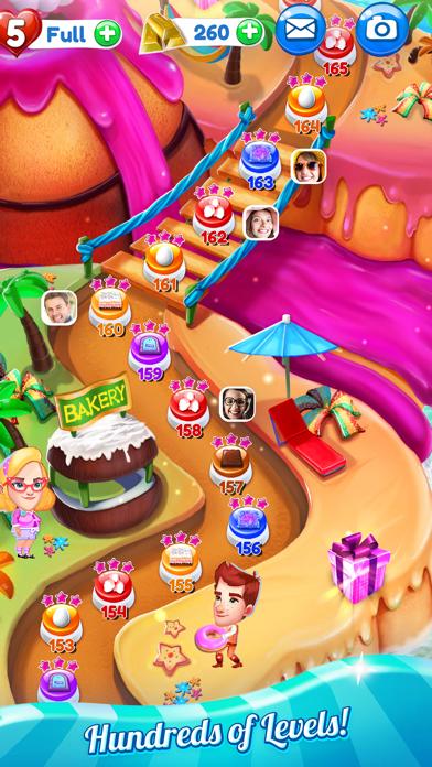 Crazy Cake Swap: Matching Game Screenshot