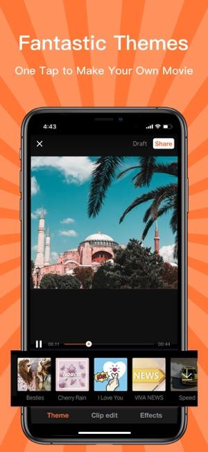 VivaVideo: Video Maker &Editor on the App Store