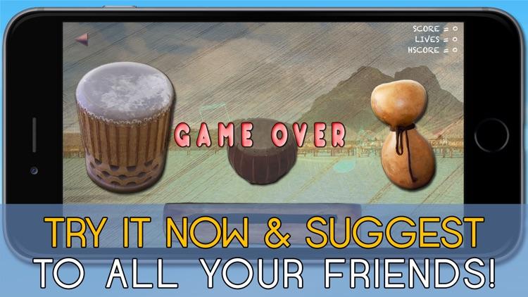 i Play My Hawaian Drums Fun screenshot-4