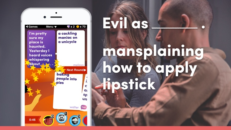 Evil Apples: Cards for Adults screenshot-3