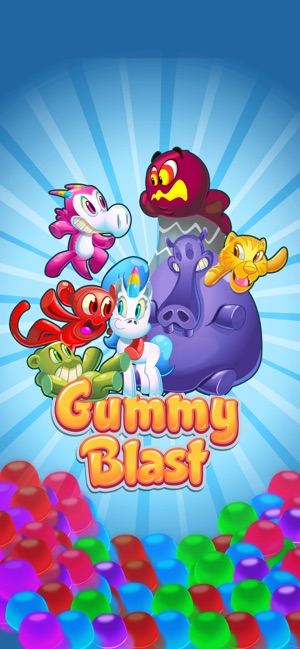 Gummy Blast - Match 3 Puzzle on the App Store