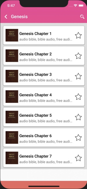 Audio Bible - King James Bible on the App Store