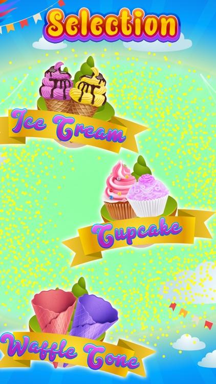 Ice Cream Cone Cupcake Maker screenshot-3