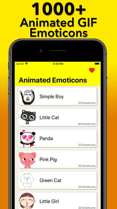 Animaticon - GIF EmoticonosCaptura de pantalla de1