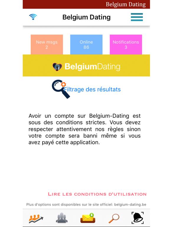 cite de rencontre belge