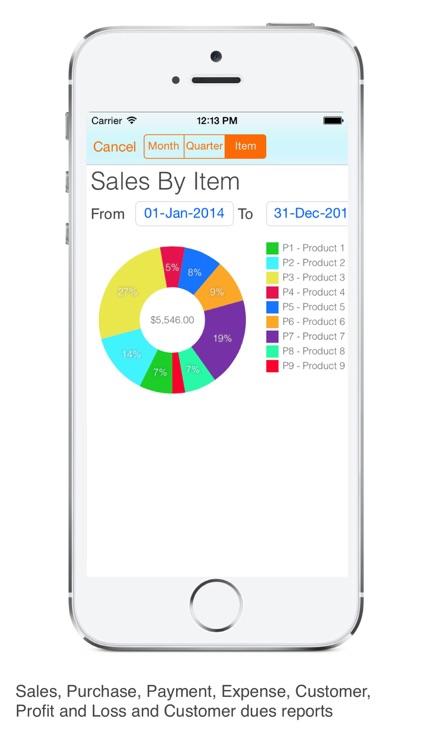 Invoice Tracker Email PDF screenshot-3