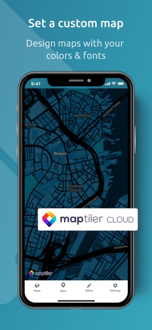 MapTiler Mobile on the App Store