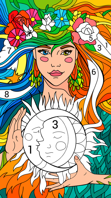 Happy Color™ – Color by Number wiki review and how to guide
