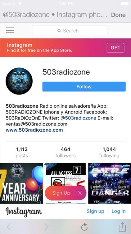 503radiozone screenshot-3