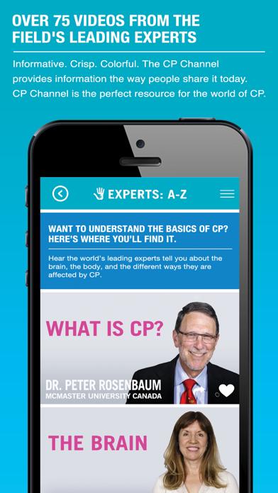 CP Channel screenshot four