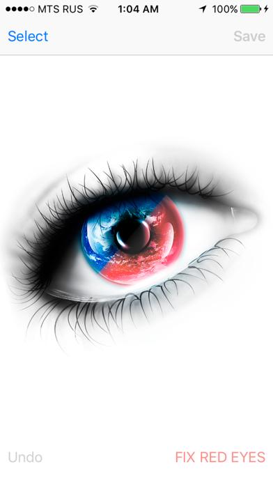 Red Eye Corrector på PC