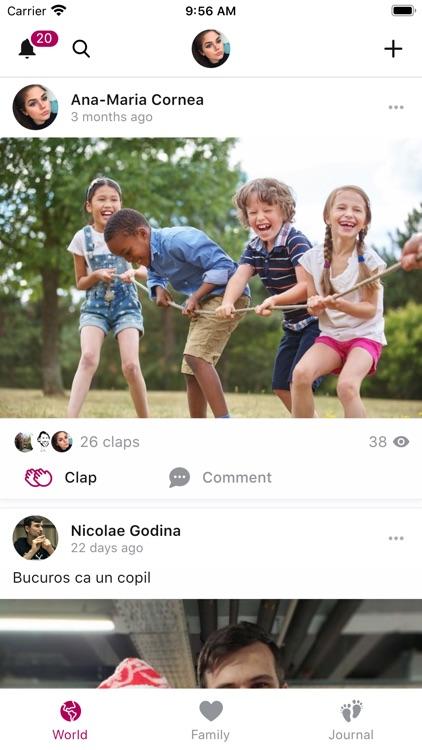 The Parents App