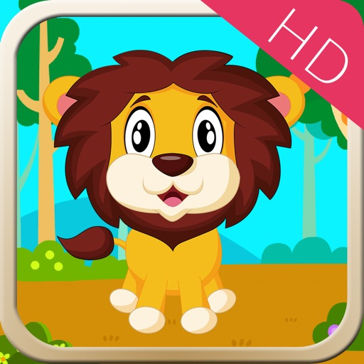 Baby Animal Puzzle HD