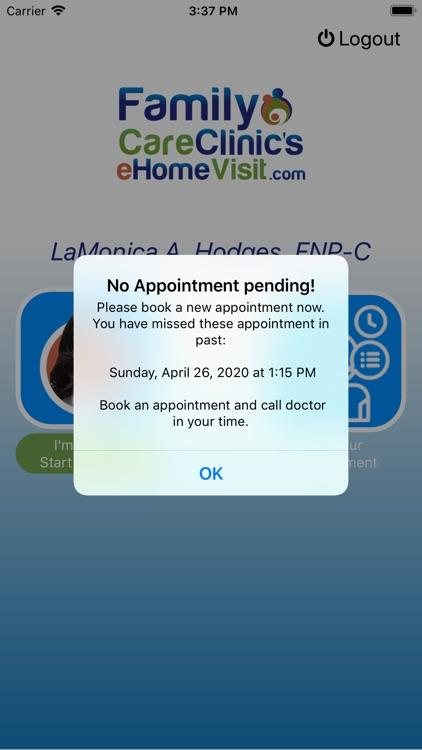 eHomeVisit screenshot-3