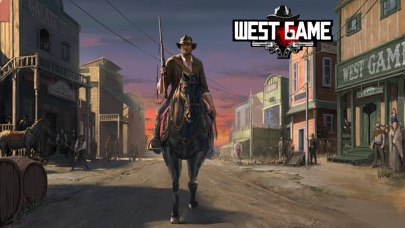 West Game screenshot 1