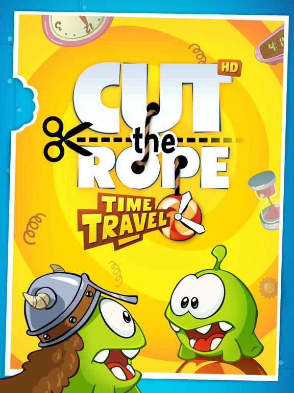 Cut the Rope: Time Travel GOLD screenshot 6