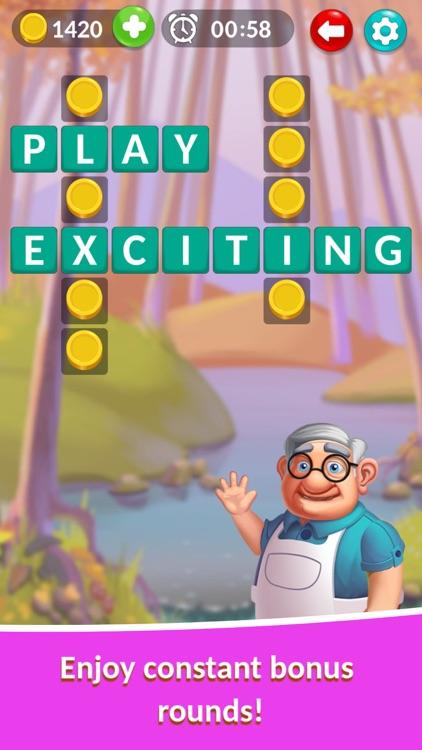 Croc Word: Crossword Puzzle screenshot-5