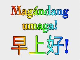 Filipino Chinese