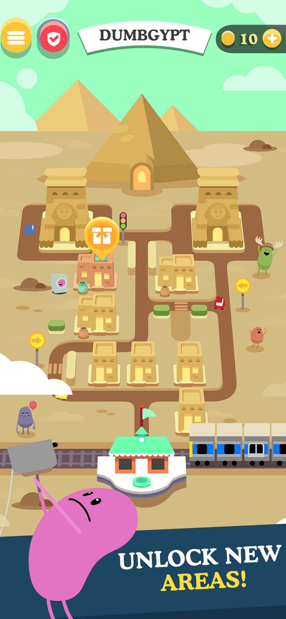 Dumb Ways To Die 3: World Tour hack tool
