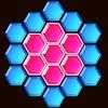 Hexa Block: tap slide mobile