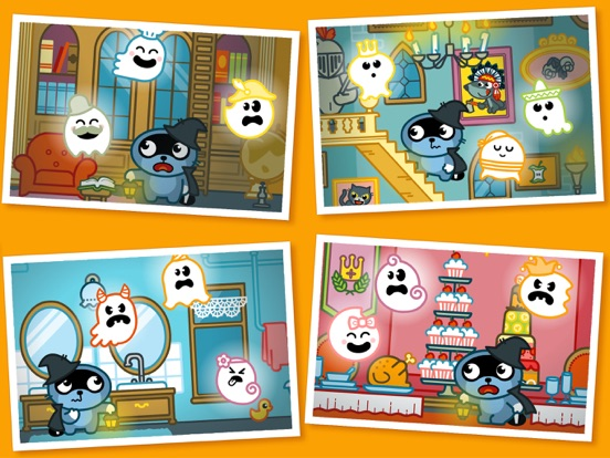 Pango Halloween Memory screenshot 11