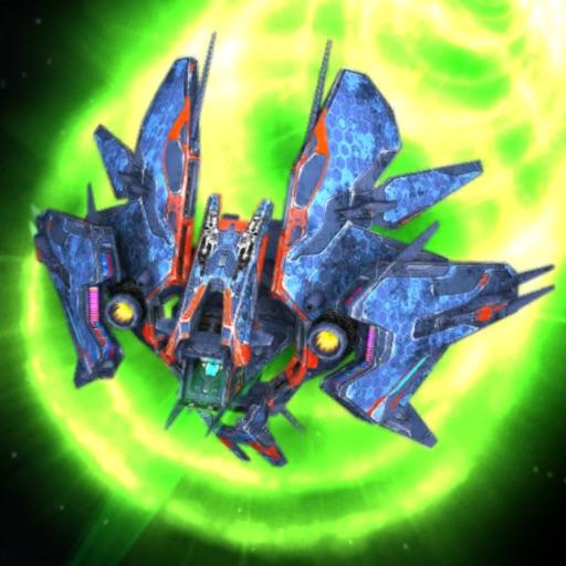 Space Ships WAR: 3D Battles TD