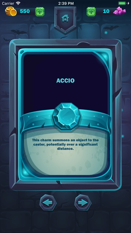 Magic Trivia Quiz Wizard Spell screenshot-3