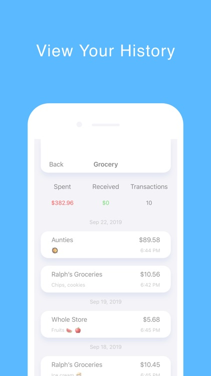 The Prax: Budget Tracker screenshot-6