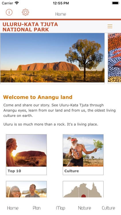 Uluru Visitor Guide screenshot-1