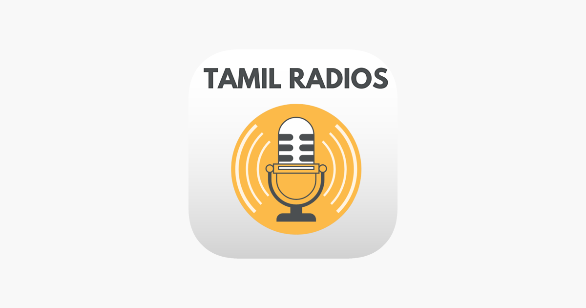 Tamil Radios Online on the App Store
