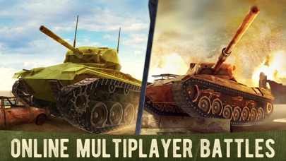 Download War Machines: Tank Army Games for Android