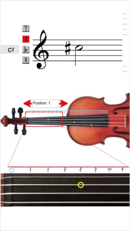 Violin Note Finder screenshot-6