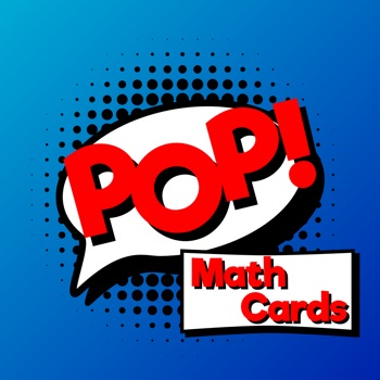 POP! Math Cards Logo